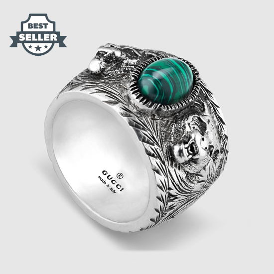 구찌 가든 실버 링 반지 Gucci Garden ring in silver Style ‎461991 08349 4401