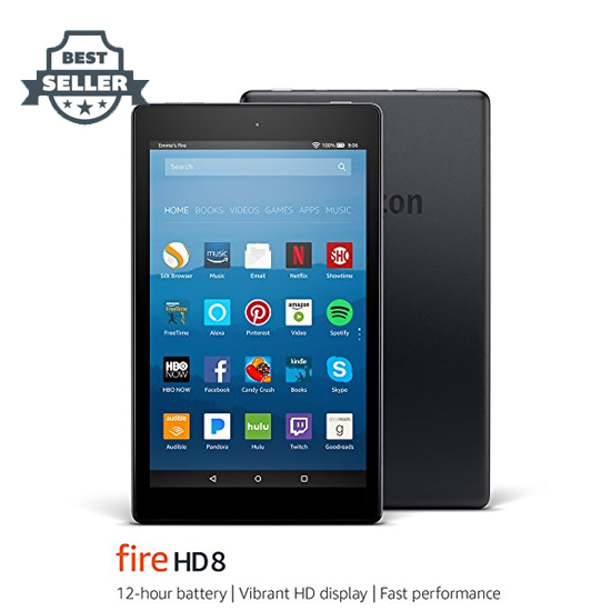 아마존 파이어 HD 8 태블릿 Amazon Fire HD 8 Tablet with Alexa