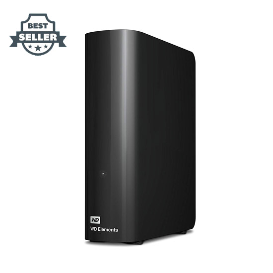 웨스턴 디지털 WD 엘리먼츠 데스크탑 외장하드 4TB·6TB·8TB·10TB·12TB (Western Digital Elements Desktop Hard Drive)