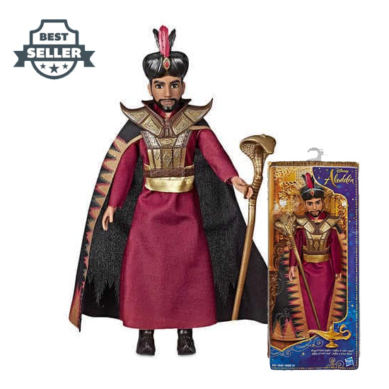 디즈니 알라딘 자파 인형 Disney Jafar Fashion Doll by Hasbro - Aladdin - Live Action Film - 11