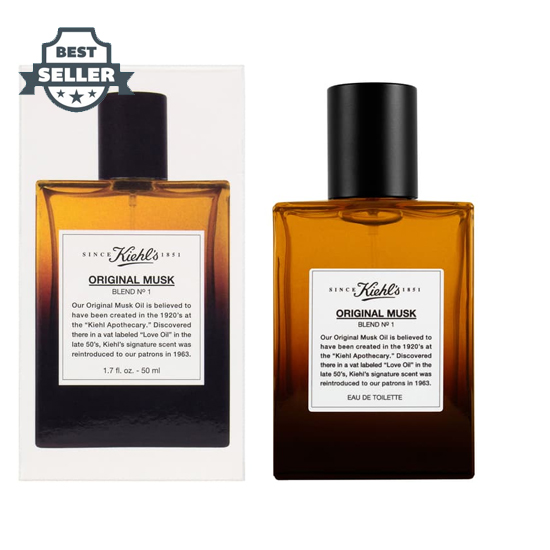 키엘 오리지널 머스크 EDT 향수 50ml KIEHLS SINCE 1851 Original Musk Eau de Toilette Spray