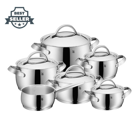 WMF 콘센토 콘체르토 11피스 쿡웨어 세트 (Made in Germany) WMF Concento 11-Piece Cookware Set