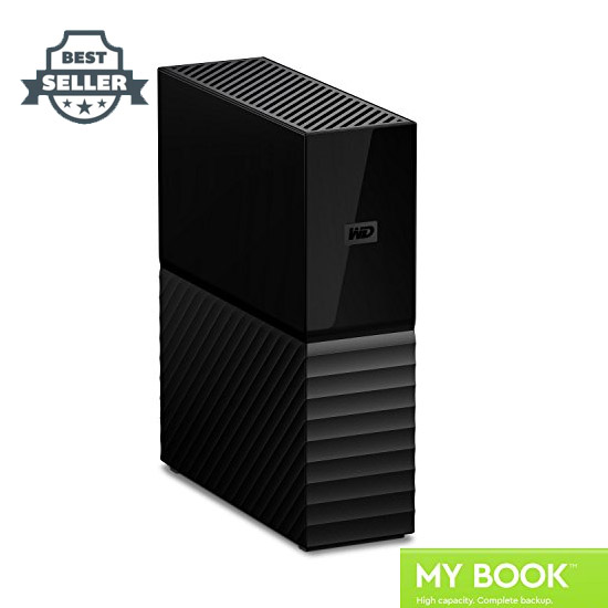 웨스턴 디지털 WD 마이북 외장하드  3/4/6/8/10/12TB Western Digital WD My Book Desktop External Hard Drive