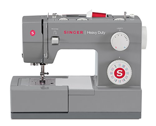 싱거미싱 4432 슈퍼디럭스 준공업용 미싱 Singer 4432 Heavy Duty Extra-High Speed Sewing Machine