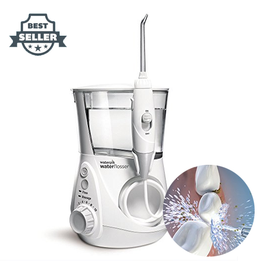 워터픽 WP-660 구강 세정기 - 8 컬러 Waterpik Aquarius Water Flosser
